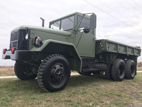 2 1/2 Ton M35A2C Hardtop 6x6 Military Truck SOLD