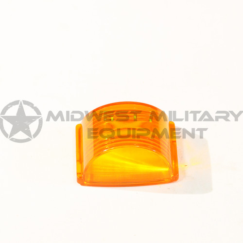 AMBER SIDE MARKER LIGHT LENS