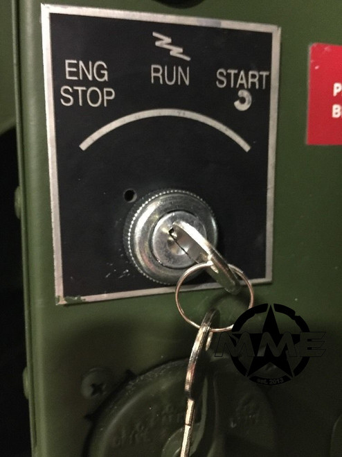 MILITARY Hummer TRUCK PLUG &PLAY KEYED IGNITION STARTER SWITCH