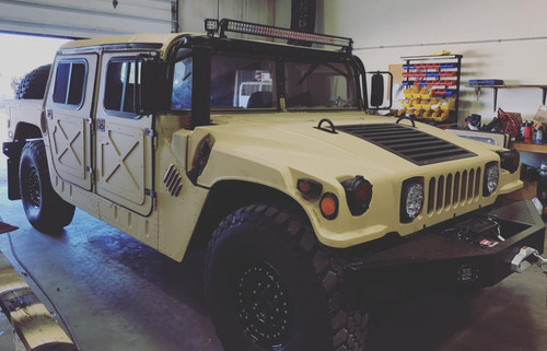 M998 4 Man Soft Top Humvee With MME Hard Doors SOLD