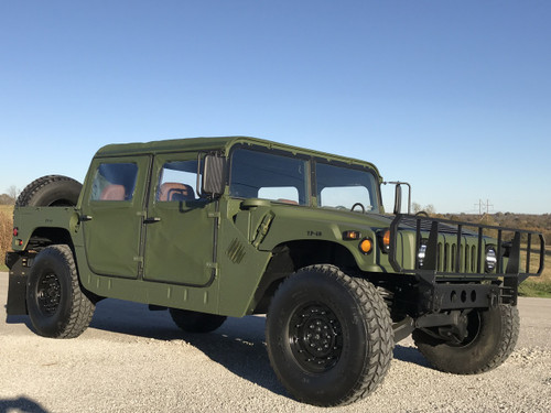2005 Rebuild M998 Humvee HMMWV SOLD