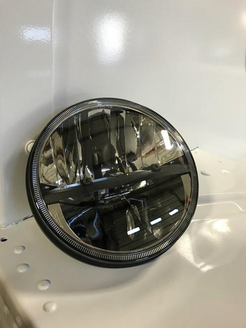 Military LED Headlight Kit Plug & Play 12 & 24V