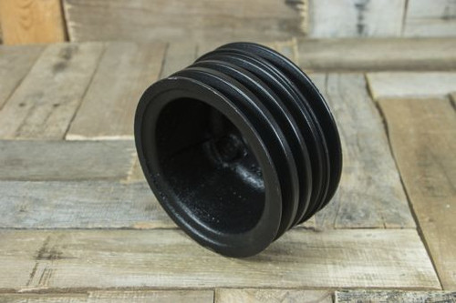 64-66 MUSTANG CRANKSHAFT PULLEY