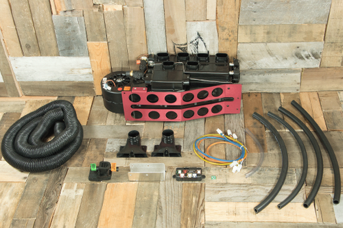 HAYMAKER II CUSTOM CLIMATE CONTROL SYSTEM WITH BLUETOOTH CONNECTIVITY