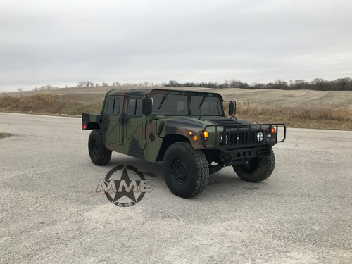 1986 AM GENERAL 1 1/4 TON M998 Humvee HMMWV Street Legal