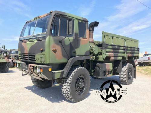 1995 Stewart & Stevenson M1078 2 1/2 Ton Cargo Truck