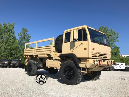 1997 Stewart & Stevenson M1078 2 1/2 Ton 4X4 Cargo Truck