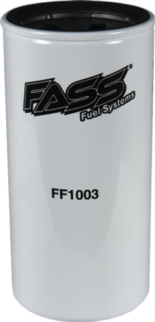 HD Series Diesel Fuel Filter Replacement - 3 Micron