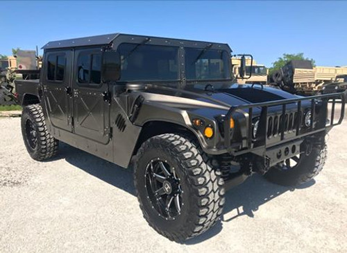 1986 street legal m998 am general humvee sold midwest military rh midwestmilitaryequipment com Hummer H1 AM General Hummer Parts