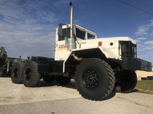 M818 Military 6X6 5 Ton 6X6 Semi Truck SOLD