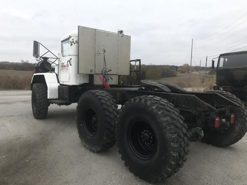 M812 Military 6X6 5 Ton 6X6 Semi Truck SOLD