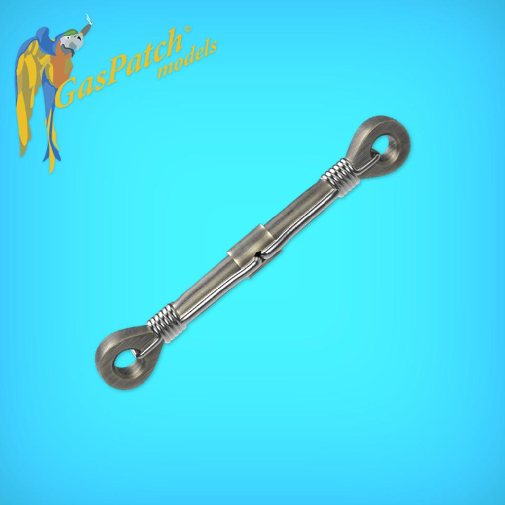 Resin Turnbuckles Type C 1/16