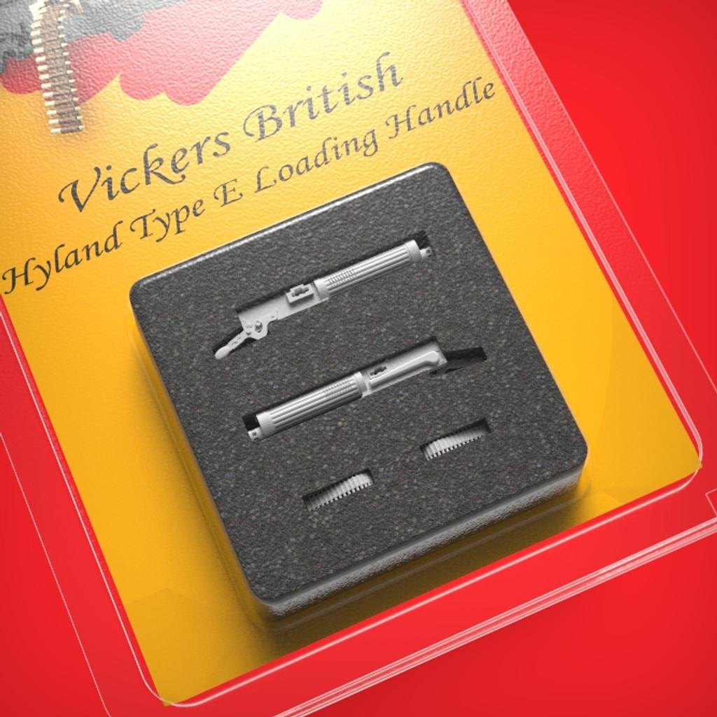 Vickers British Hyland Type E loading handle 1/48