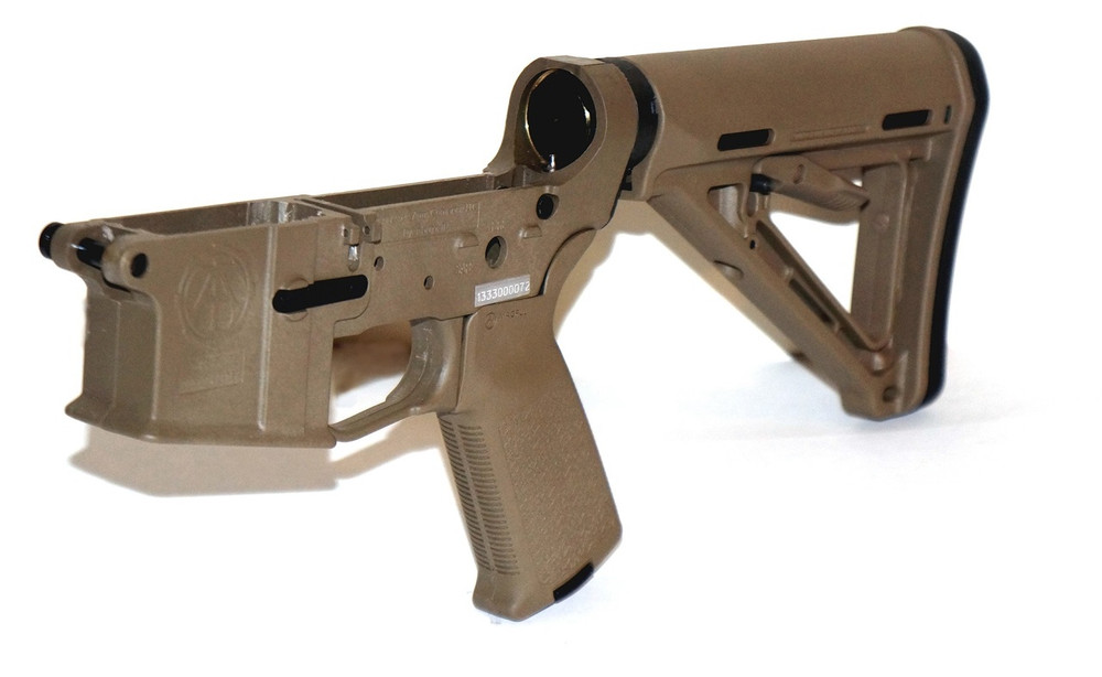 Tenn Arms Company complete AR lower receiver Flat Dark Earth Magpul Equipment $239 Lifetime Guarantee Lightweight Free Shipping