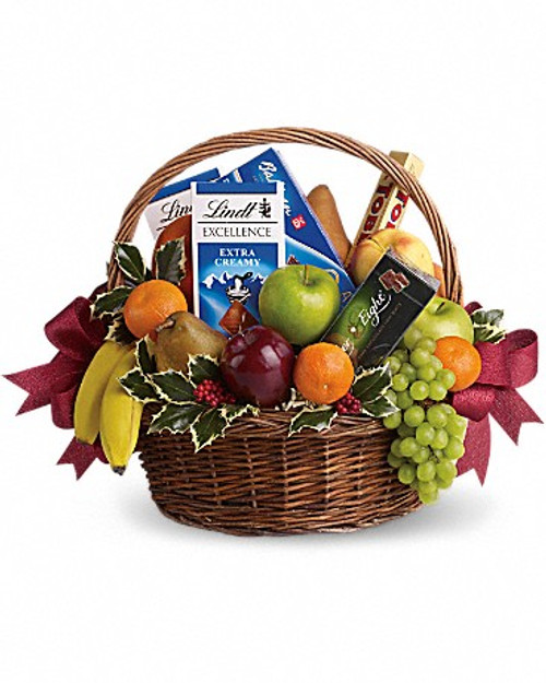 Fruit & Gourmet Basket-FNFGB-03