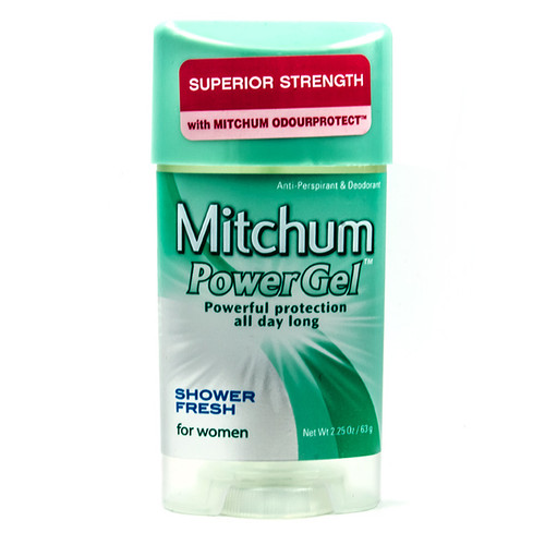 Mitchum Power Gel Shower Fresh Deoderant for Women