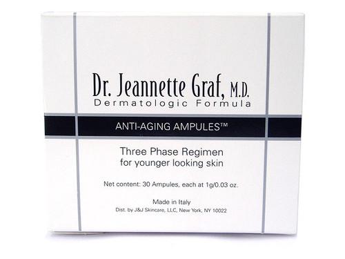 Dr. Jeannette Graf, M.D. Anti-Aging Ampules Set