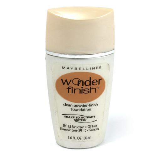 Maybelline Wonder Finish Clean Powder Finish Foundation