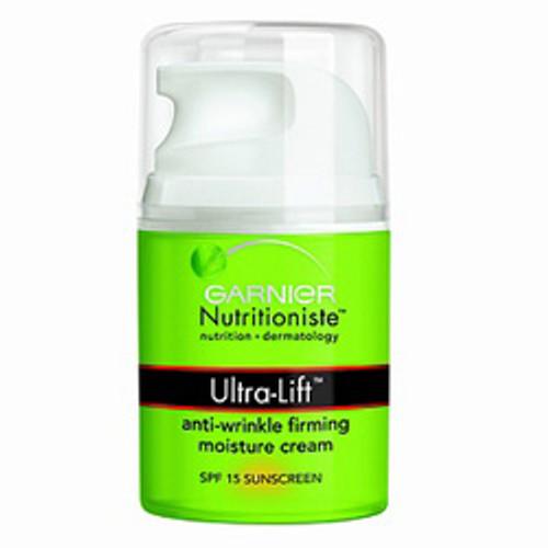 Garnier Nutritioniste Ultra-Lift Anti-Wrinkle Firming Moisture Cream SPF 15