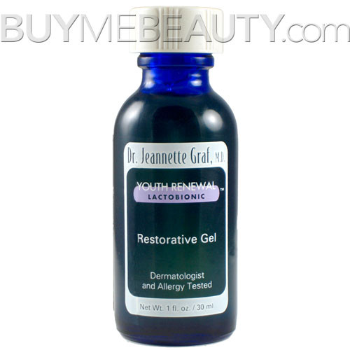 Dr. Jeannette Graf M.D. Youth Renewal Lactobionic Restorative Gel, 1 fl. oz.