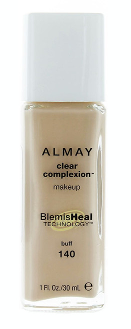 Almay Clear Complexion Makeup with BlemisHeal Technology Oil Free