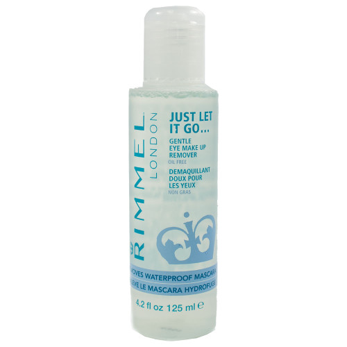 Rimmel Just Let It Go Gentle Eye Make Up Remover Oil-Free