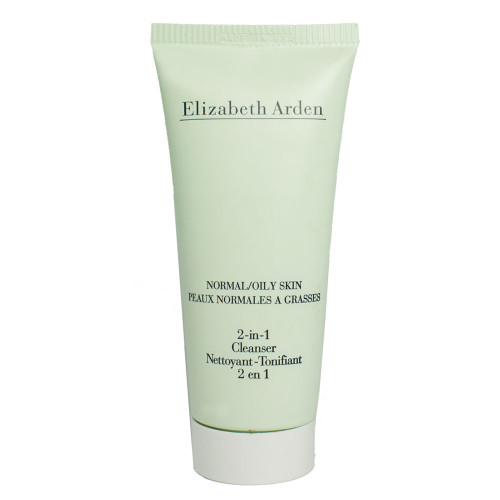 Elizabeth Arden 2 in 1 Cleanser for Normal/Oily Skin 1.7 oz