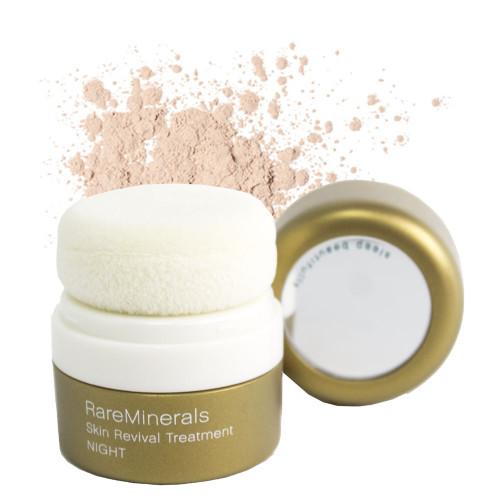 Bare Escentuals RareMinerals Skin Revival Treatment, Night .05 oz (Travel Size)