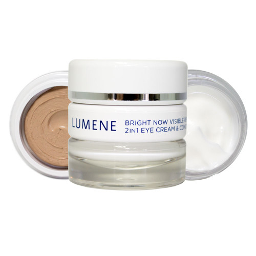 Lumene Bright Now Visible Repair 2 in 1 Eye Cream & Concealer