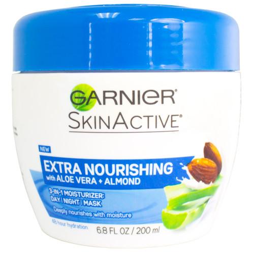 Garnier Skin Active Extra Nourishing 3-in-1 Moisturizer 6.8 fl oz