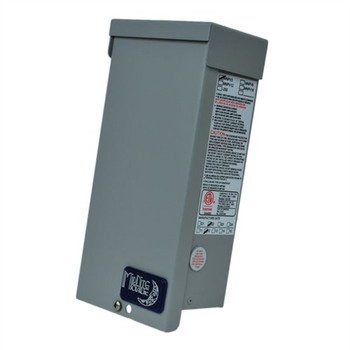 SunRay 3 Place Combiner Box with 15 Amp DC Din Breaker