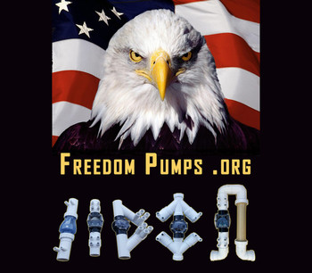 Freedom Pump 1 30-watt Solar/AC Water Pump