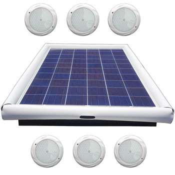 Savior Floating Pool Light SMD LED RGB Solar Powered Pool Spa Pond Light OS