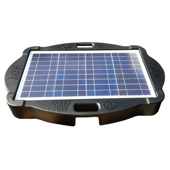 Savior Spa Cover Solar Powered - Float Body Base