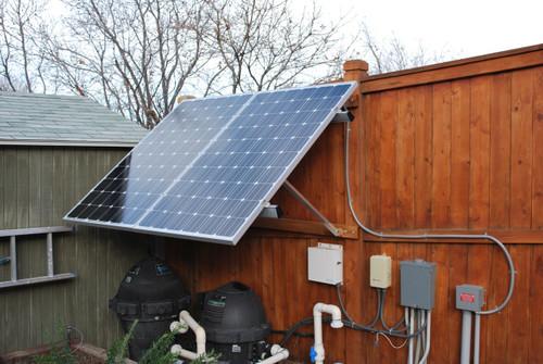 SunRay SolFlo 1 Solar Powered Pool Pump