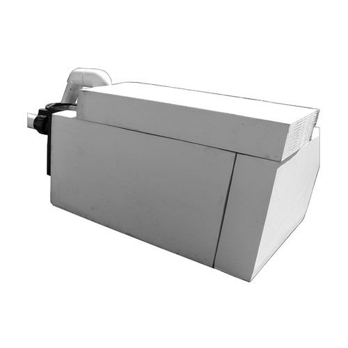 Pool Pump Motor Cover Noise Reducer OS