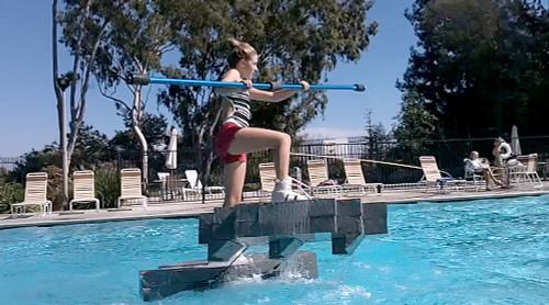 Water Footies 115 lbs. Above