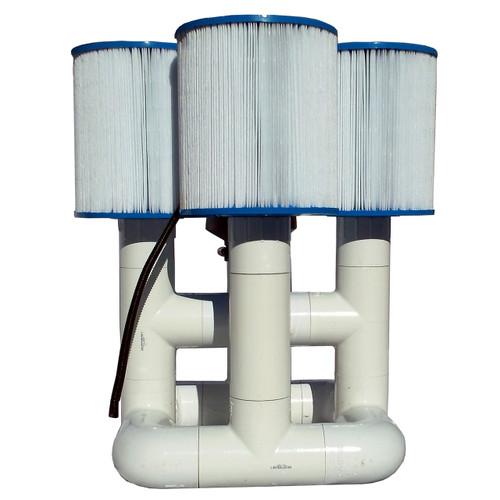 Bottom Feeder 15000 Gallon Pool Open Power (Solar Wind Other) 120-watt Pump and Filter System