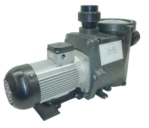 SunRay SolFlo3 Solar Variable Speed Pool Pump Sun Powered By SUNRAY - Made in the USA