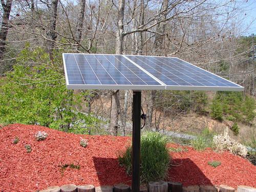 SunRay SolFlo1- Solar Variable Speed Pool Pump Sun Powered By SunRay