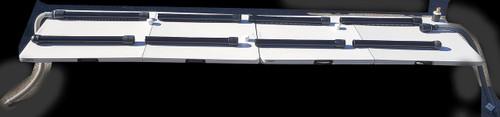 Savior Floating Solar Thermal Water Heater Diagram