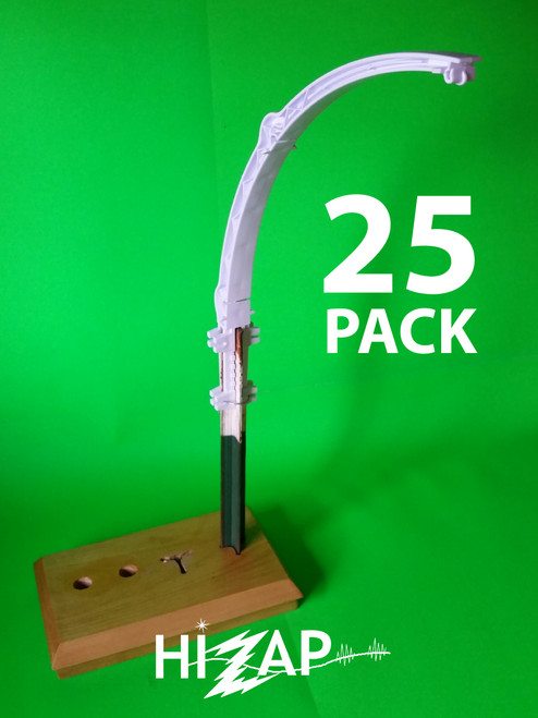 HIZAP Insulated Fence Extender - 25 Pack