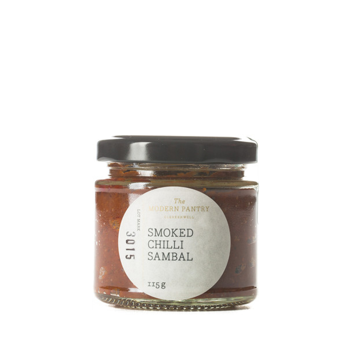 Smoked Chilli Sambal