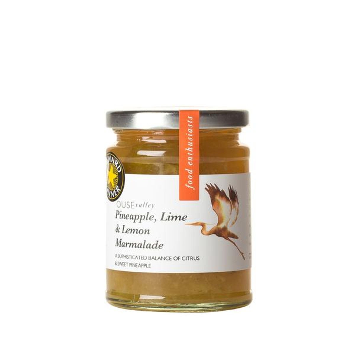 Pineapple, Lime & Lemon Marmalade