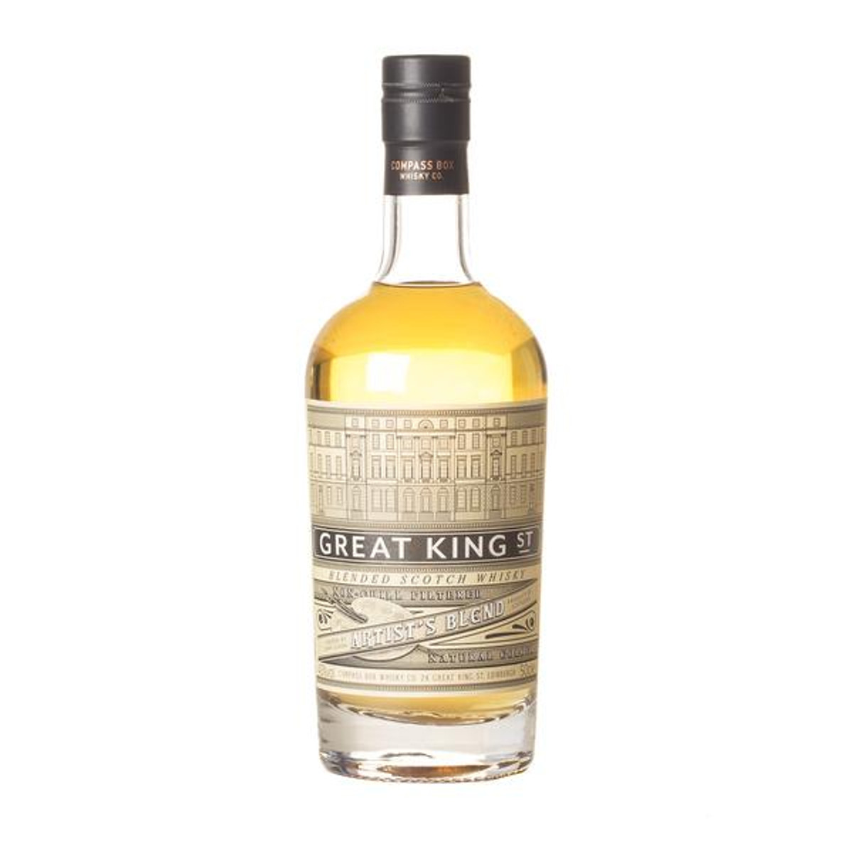 Great King Street Whisky