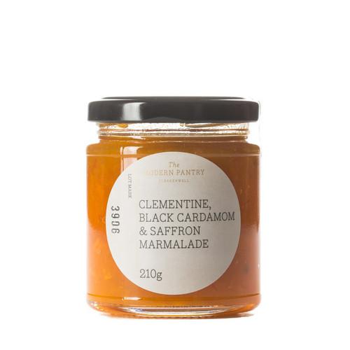 Clementine, Black Cardamom & Saffron Marmalade