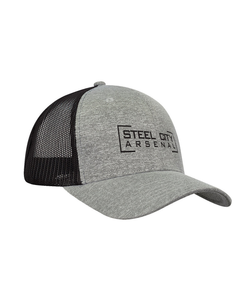 Steel City Arsenal Hat Heather Gray
