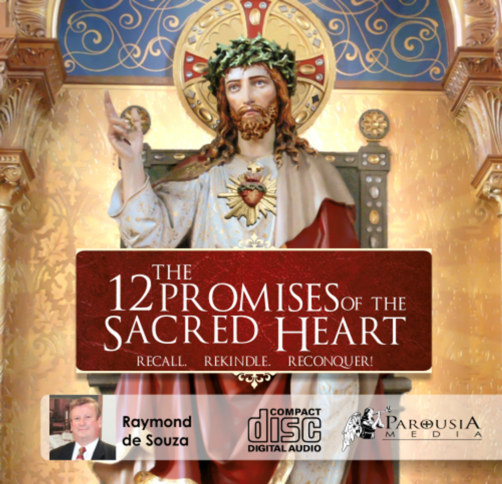 The 12 Promises of the Sacred Heart