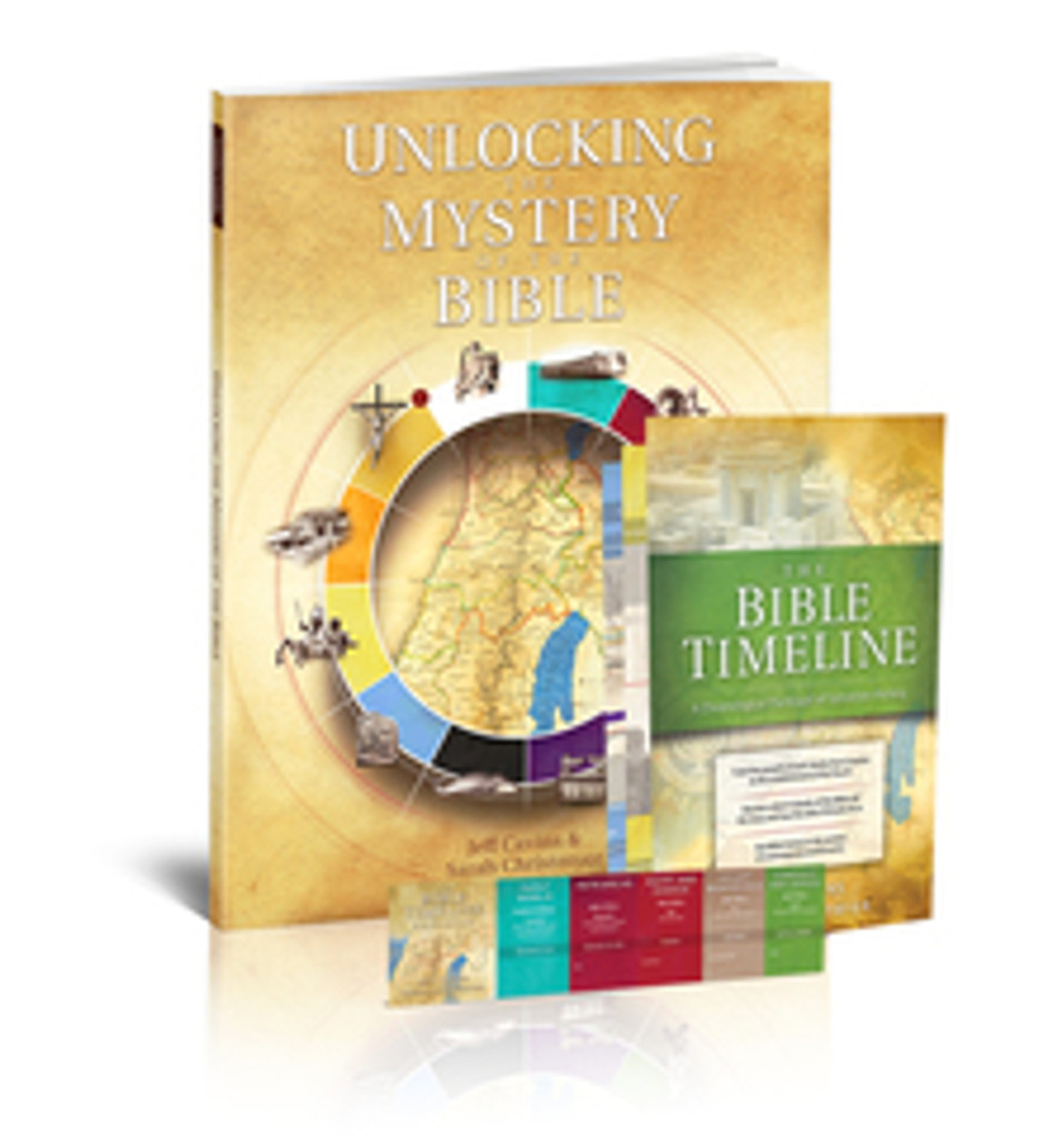 Unlocking the Mystery of the Bible, Leader's Guide