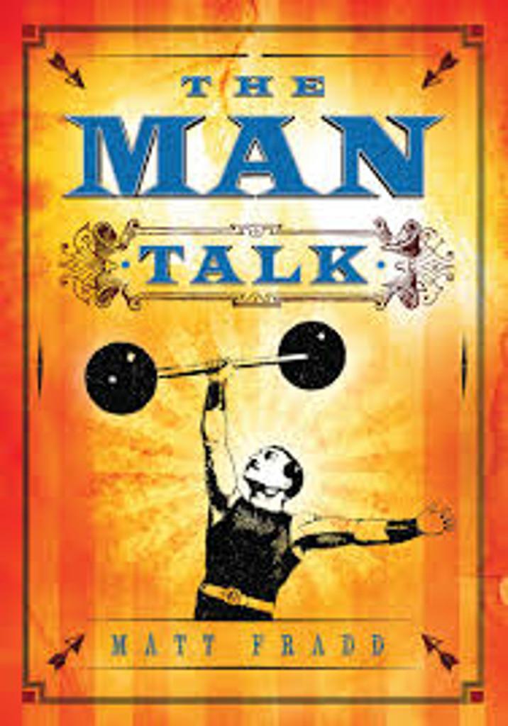 The Man Talk - Matt Fradd - Catholic Answers (DVD)